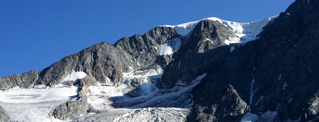 Mont Vélan, depuis la cabane du Vélan