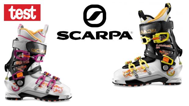 fac1a9265842ee Chaussures ski de randonnée 2013 : Scarpa Maestrale RS & Gea RS   Ski -Libre.com