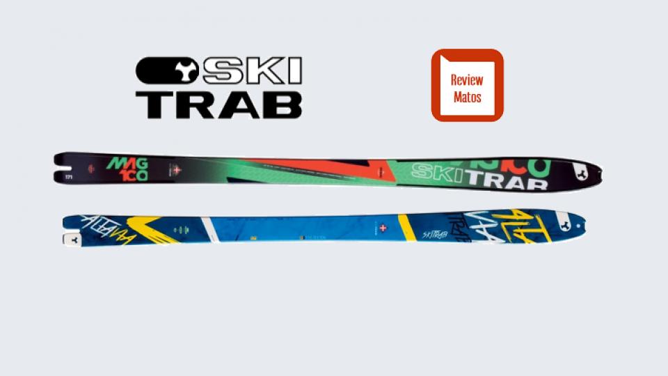 Review skis 2015 – Trab