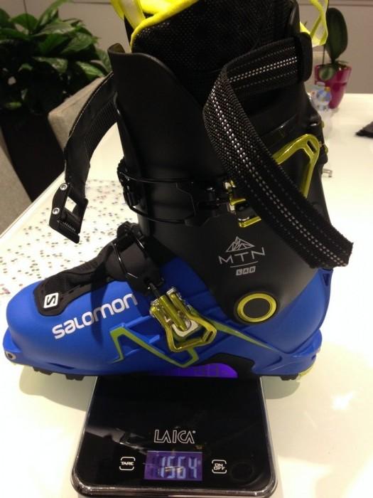 Test Salomon Mtn 2016 Chaussures – LabSki DHeWEI92Y