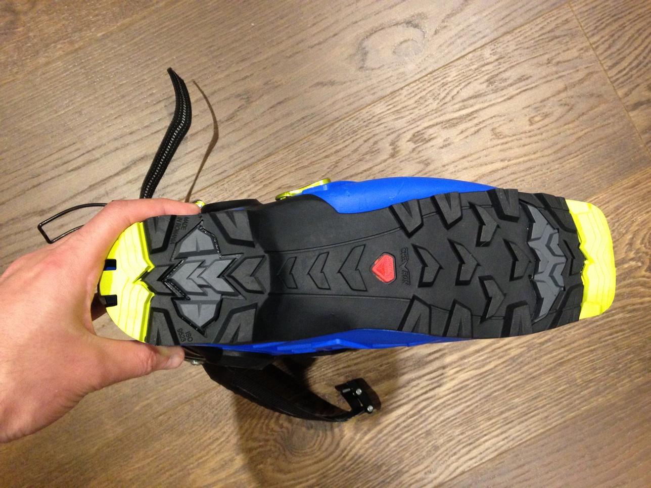 Chaussures Salomon – 2016 Mtn LabSki Test 4AcjqRL35