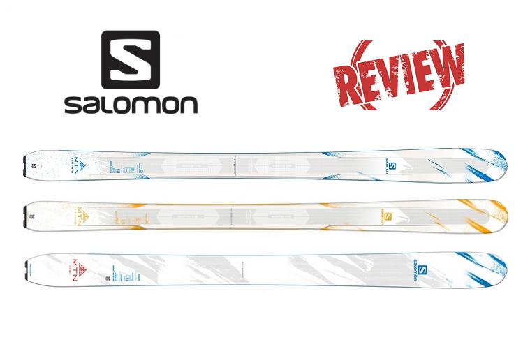 nuovi prezzi più bassi migliori offerte su nuovo arrivo TEST Review ski 2018 - Salomon MTN | Ski-Libre.com