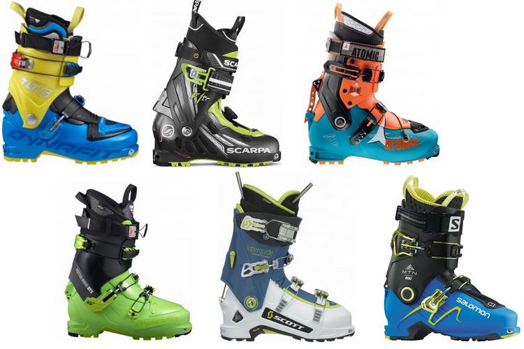 pas cher chaussures classiques différents types de Review – Chaussures de ski de randonnée homme 2016   Ski ...