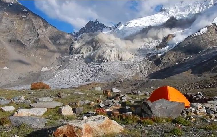 avalanche zanskar