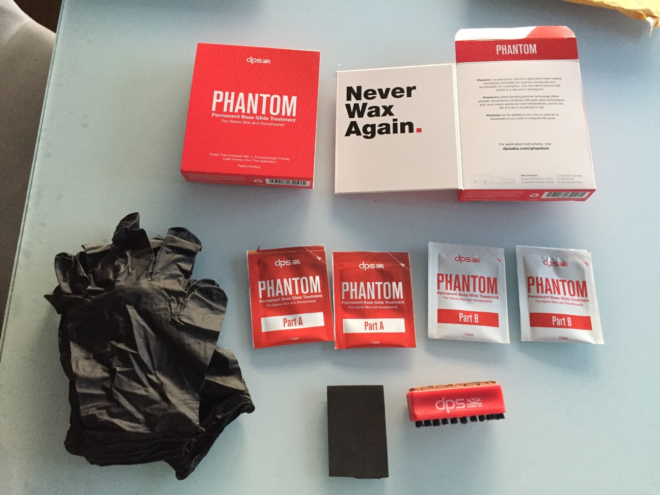 Test DPS Phantom